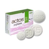 Actos Pills and Box Bladder Cancer