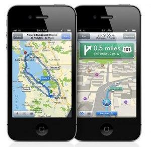 Apple maps app class action lawsuit