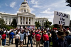 Tea Party IRS Class Action Lawsuit