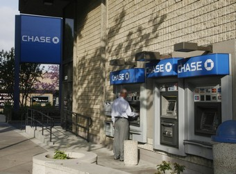 Chase ATM Use
