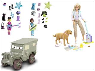 Mattel Fisher Price Recalled Toys