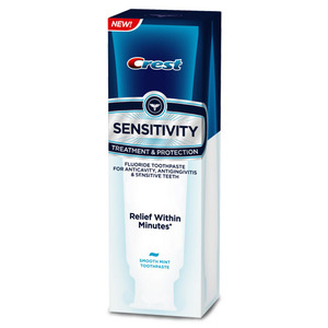 Crest Sensitivity toothpaste class action settlement
