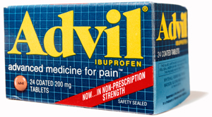 advil-ibuprofen