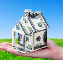 home insurance settlement check