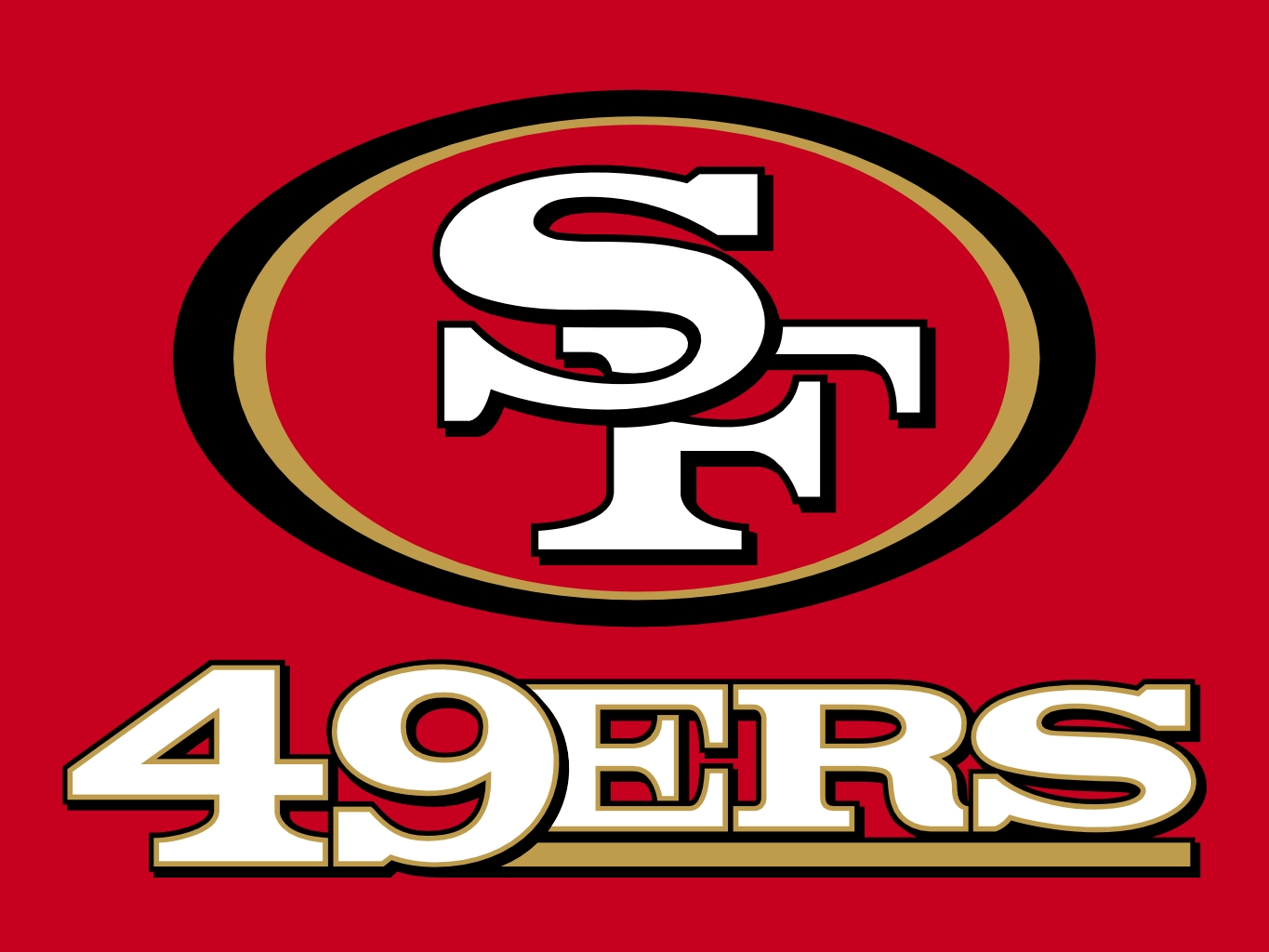 nfl teams san francisco 49ers collins flags blog rh collinsflags com Cowboys Logo Vector 49ers logo vector free