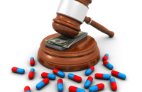 gavel pills money